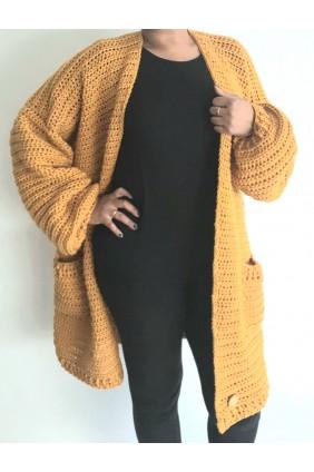 Vest extra groot