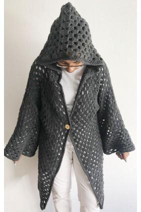 Grannysquare vest