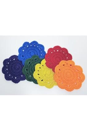 Onderzetters (regenboog)