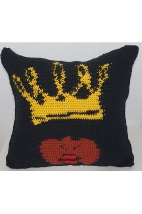 Black Queen kussen